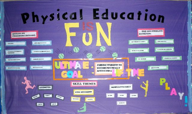 Physical Education is FUN! Image