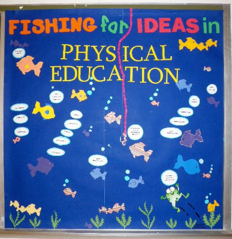 Fishing for Ideas in Physical Education Image