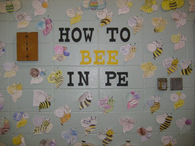 How to Bee in PE Image