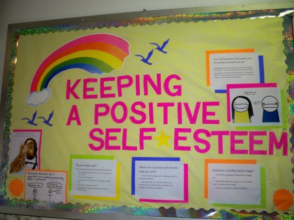 Keeping a Positive Self-Esteem Image