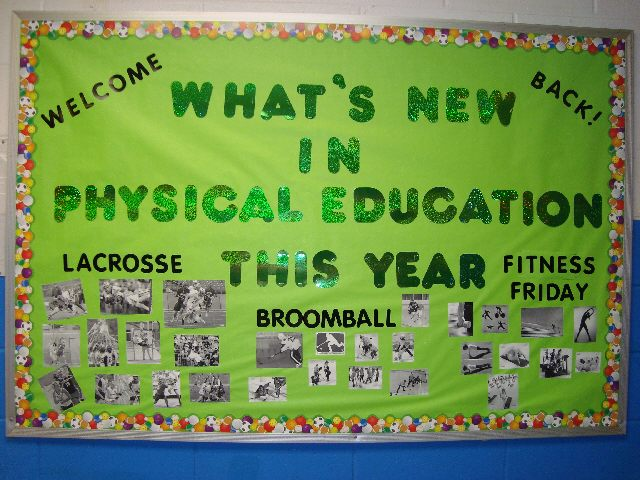 What's New in Physical Education This Year Image