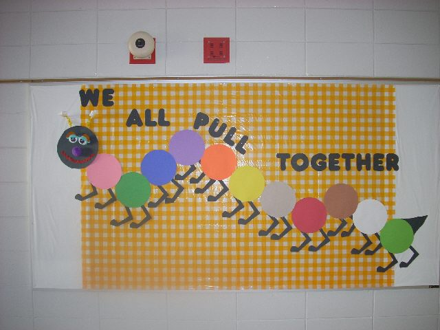 We All Pull Together Image