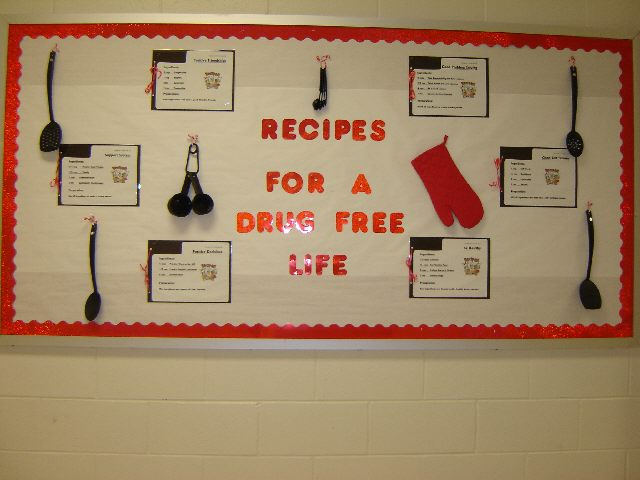 Recipe for a Drug Free Life Image