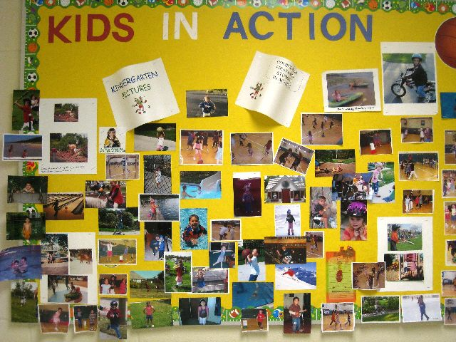 Kids In Action Image