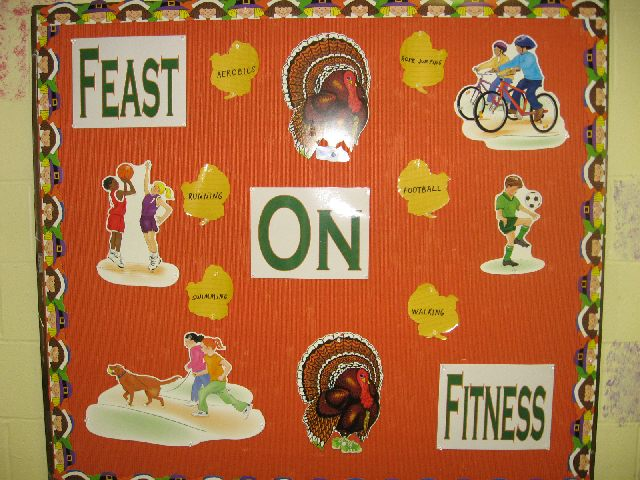 Feast On Fitness (Thanksgiving) Image