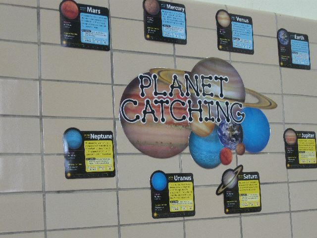 Planet Catching Image