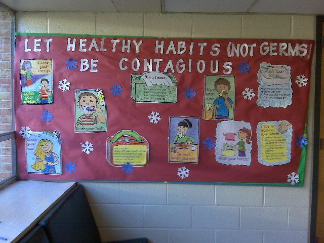 Let Healthy Habits [Not Germs] Be Contagious Image