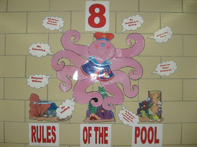 8 Rules of the Pool Image