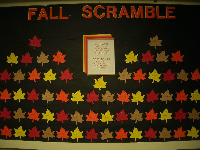 Autumn Bulletin Board Titles http://www.pecentral.org/BulletinBoard/ViewBulletinBoard.asp?ID=95