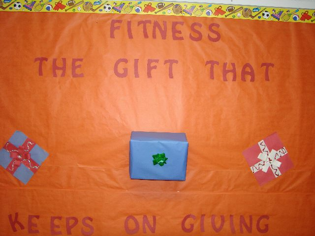 Fitness: The Gift That Keeps on Giving (Christmas) Image