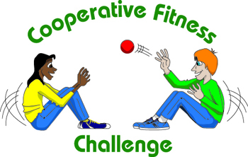 PE Central Cooperative Fitness Challenge