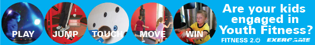 Motion Fitness Active Gaming for physical education