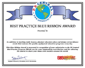 Best Practices Plaque