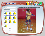 Media Player for PE Central