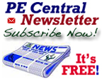 PE Central Newsletter