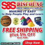 S&S Worldwide PE Equipment