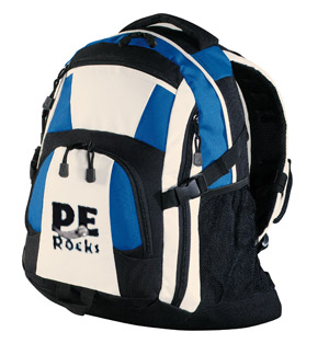 Physical Education Back Pack
