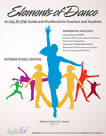 elements of dance workbook