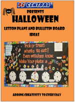 PE Central's Halloween eBook