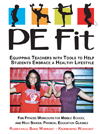 PE Fit: Resistance Band Kickboxing Workout DVD