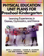 Preschool Physical Education