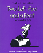 two left feet and a beat
