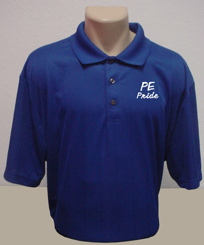 PE Central: New T-Shirts for Physical Education at PE