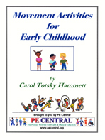 Preschool PE books