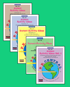 instant activity books