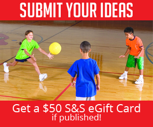 Submit Your Physical Education Lesson Plans
